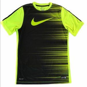 Nike Dri Fit Shirt Mens Medium Authentic Football